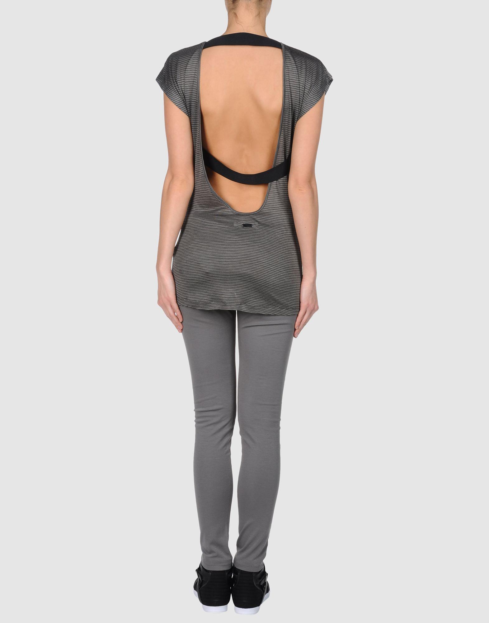 adidas slvr leggings in gray lyst. Black Bedroom Furniture Sets. Home Design Ideas