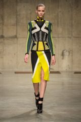 Peter Pilotto Fall 2013 Runway Look 7
