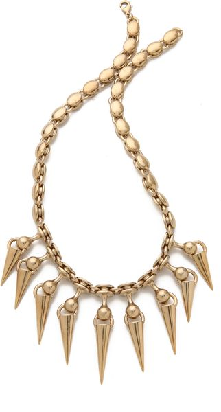 A.L.C. Theo Necklace - Lyst