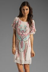 Antik Batik Dori Mini Dress - Lyst