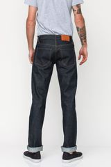 Apolis Standard Issue Selvedge Denim in Blue for Men (raw indigo) - Lyst