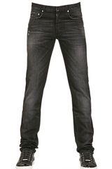 Dior Homme Fly By Night Washed Denim Jeans - Lyst