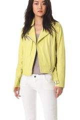 Mackage Hidi Leather Jacket - Lyst