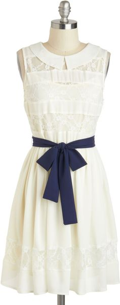 ModCloth You Look Feteching Dress - Lyst