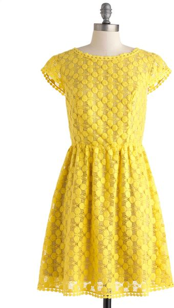 ModCloth Girls Just Wanna Have Sun Dress - Lyst