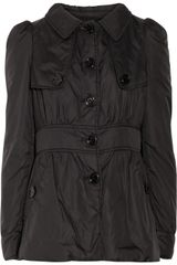Moschino Cheap & Chic Padded Shell Jacket - Lyst