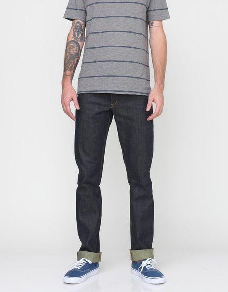 Raleigh Denim Jones Original Selvage Jeans in Blue for Men (denim)