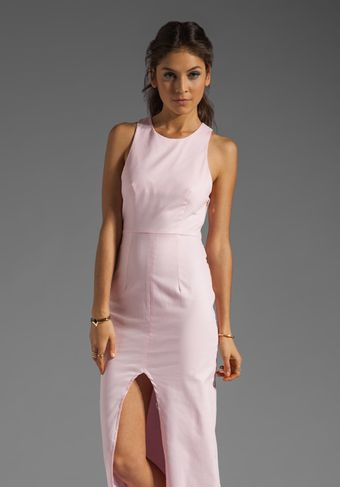 Shona Joy Fear and Loathing Maxi Dress in Pink - Lyst