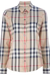 Burberry Brit House Check Shirt - Lyst