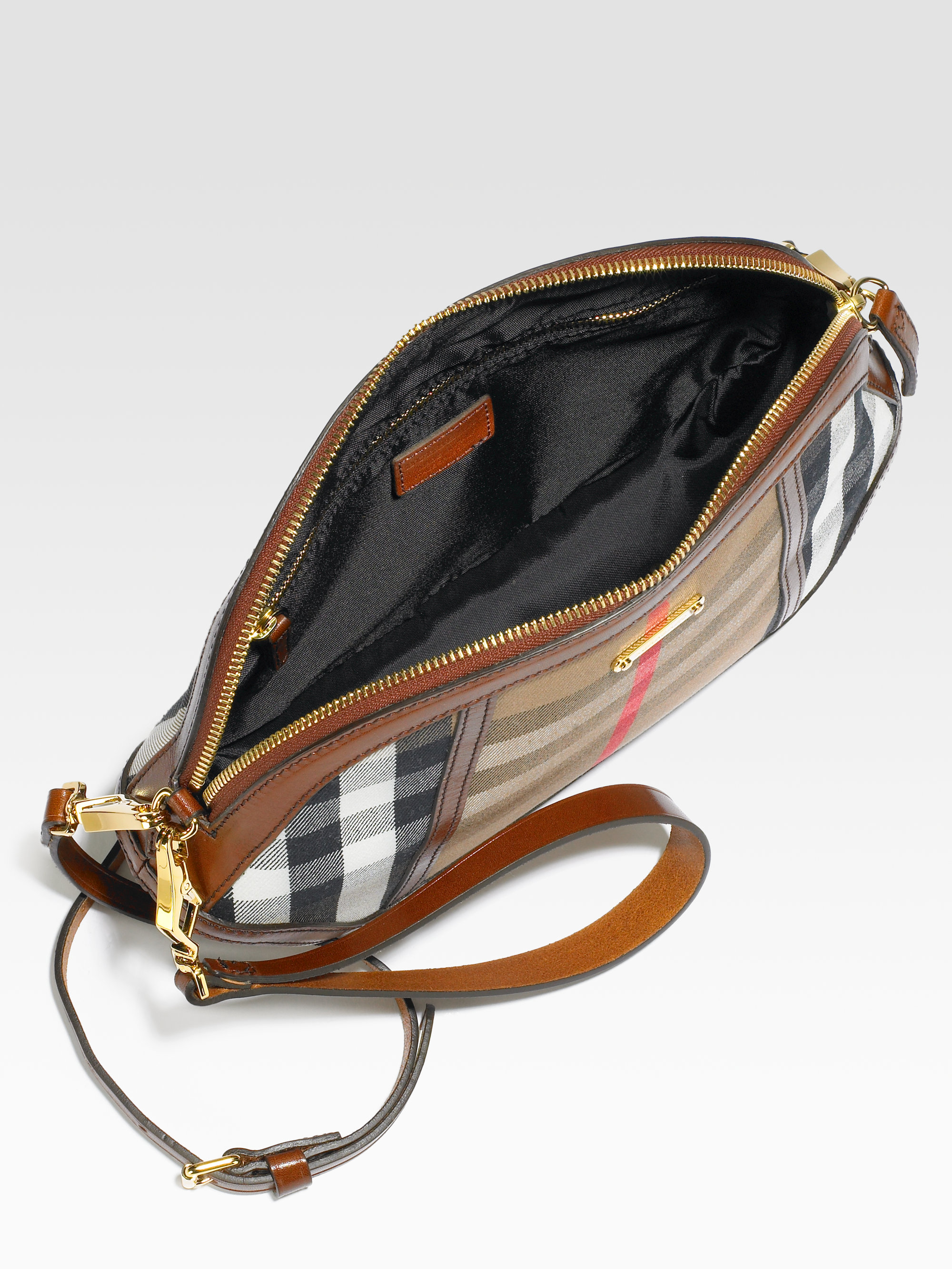 Lyst - Burberry Orchard Crossbody Bag in Brown a384e940a56e2