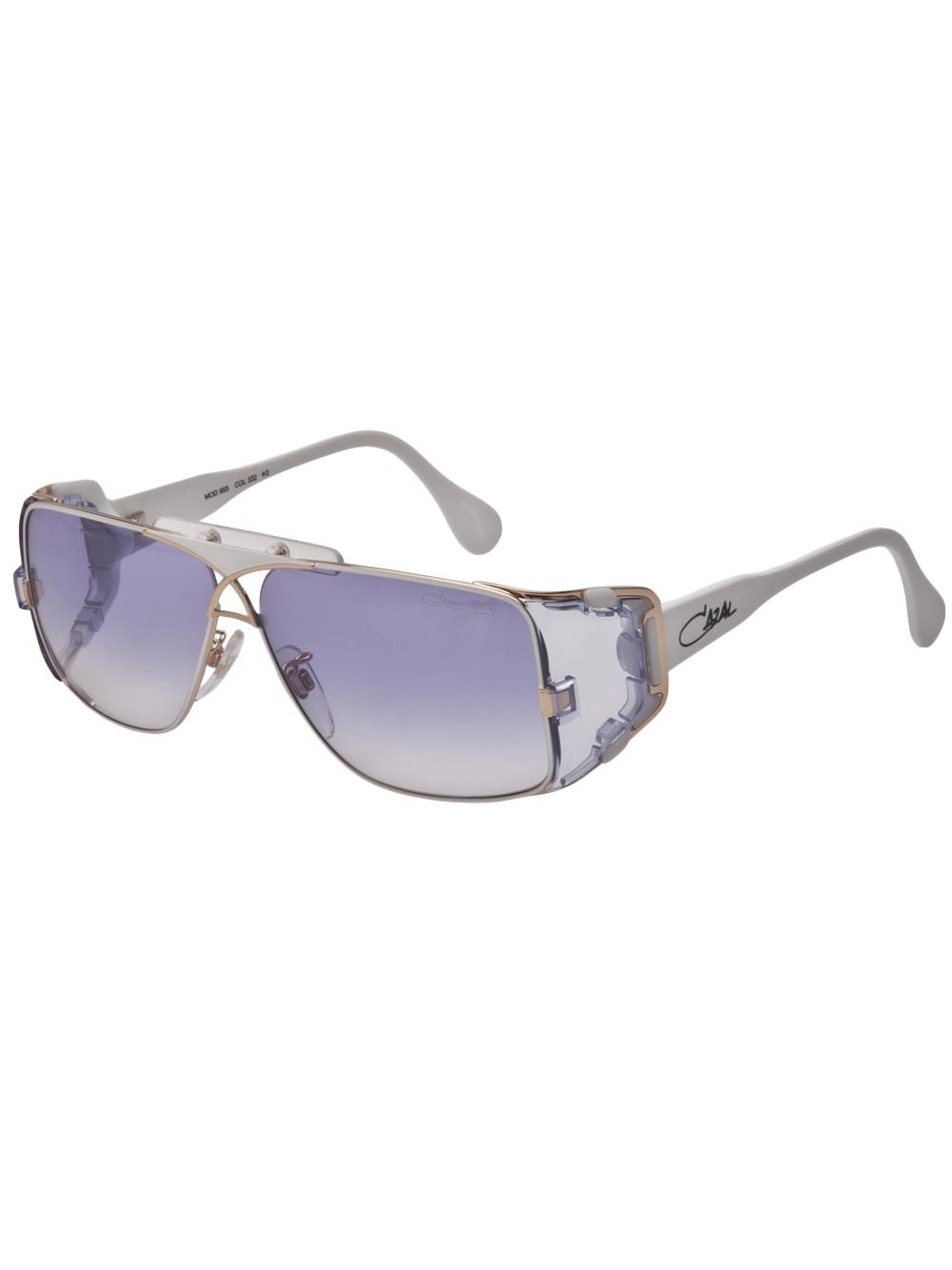 330cefdfef8 Lyst - Cazal Vintage 955 Sunglasses in Blue for Men