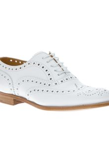 Church's Lace Up Brogues - Lyst