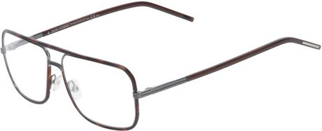 Large Rectangular Glasses Frame : Dior Homme Rectangular Frame Glasses in Transparent for ...