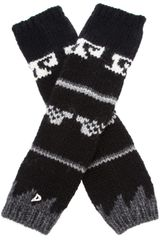 Dondup Printed Fingerless Gloves - Lyst