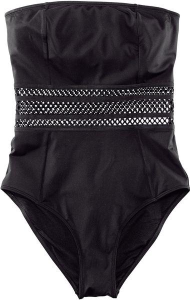 H&m Swimsuit in Black
