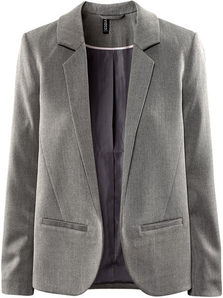 H&m Jacket in Gray