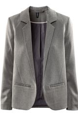 H&m Jacket in Gray - Lyst