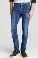 J Brand Jeans Tyler Perfect Slim Fit in Blue Beatnik - Lyst