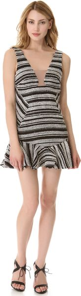 Three Floor Shortcut Dress - Lyst