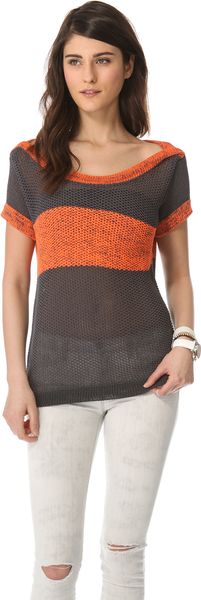 VPL Exertion Stripe Sweater - Lyst