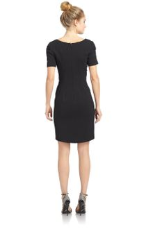Z Spoke by Zac Posen Bondage Ruched Sleeve Dress - Lyst