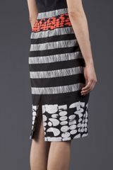 Zero + Maria Cornejo Dress in Multicolor (black) - Lyst