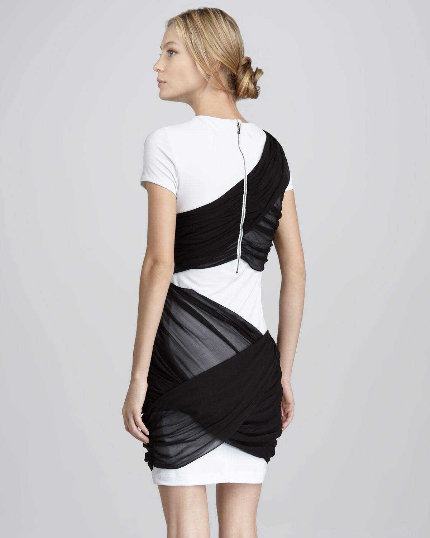 Alice and olivia white dress 206