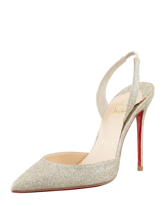 Slingback Wedding Shoes 007 - Slingback Wedding Shoes