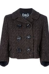 Dolce & Gabbana Vintage Double Breasted Jacket - Lyst