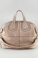 Givenchy Nightingale Satchel Bag Medium - Lyst