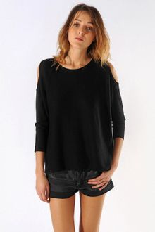 Maje Appon Knit Sweater - Lyst