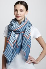 Marc By Marc Jacobs Dapper Belinda Scarf - Lyst