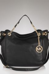 Michael by Michael Kors Jet Set Gathered Tote - Lyst