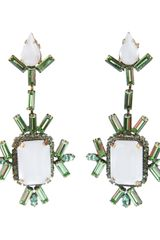 Rewind Vintage Affairs Drop Earrings - Lyst