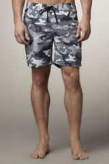 Sundek Rainbow Camo Swim Trunks - Lyst