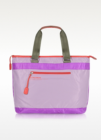 Zippered Nylon Bag 30