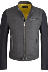 DSquared2 Jacket Dark Grey - Lyst