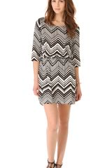 Ella Moss Sunstream Dress - Lyst