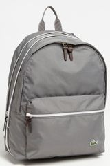 Lacoste Backpack - Lyst