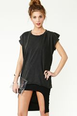 Nasty Gal Catch Hell Tee - Lyst