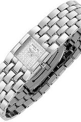 Raymond Weil Ladies Diamond Pave Dial Stainless Steel Watch - Lyst