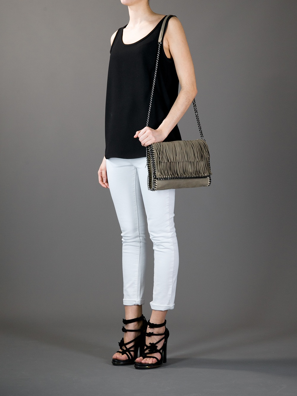 6aa5aef09c81 Gallery. Previously sold at  Farfetch · Women s Stella Mccartney Falabella  ...