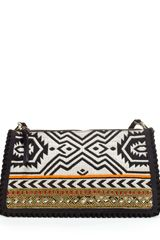 Zara Ethnic Messenger Bag
