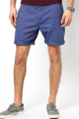 Paul Smith Shorts with Patch Pockets - Lyst
