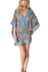 Thayer Sunshine Cover Up Dress - Lyst