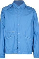 Engineered Garments Hooded Jacket - Lyst