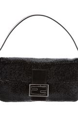 Fendi Baguette Shoulder Bag - Lyst