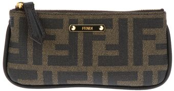 Fendi Monogram Purse - Lyst