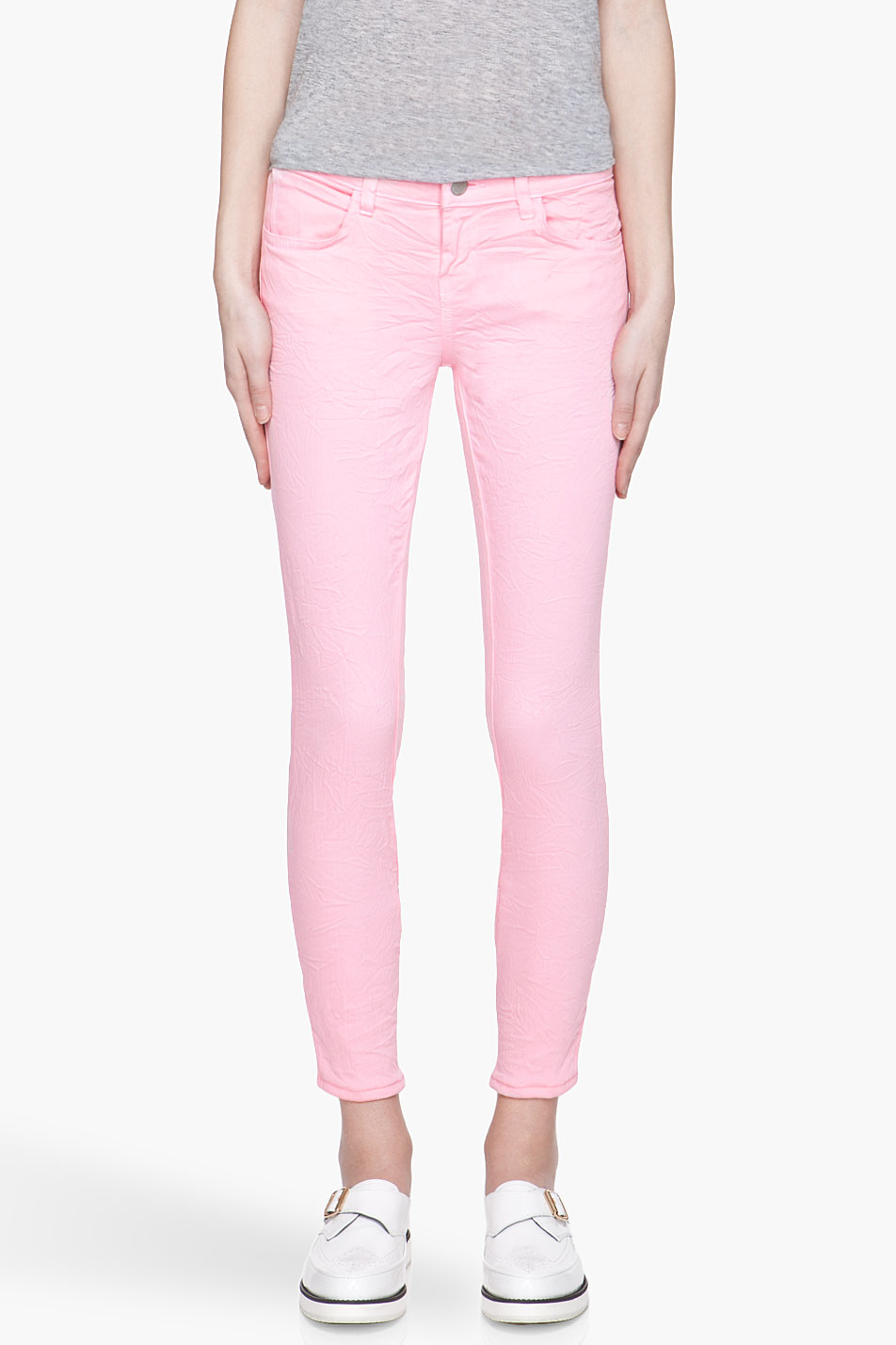 Model Moto Neon Pink 78ths Jeans  8 New Season Neon Jeans  Rad Or