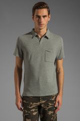 Tovar Ede Tee in Heather Grey - Lyst